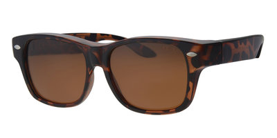 Sonnenüberbrille New York havanna (l/xl)