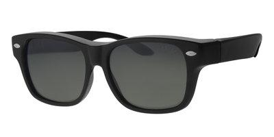 Sonnenüberbrille New York black shiny (l/xl)