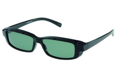 Fitover Overzetzonnebril Sonnenüberbrille Sun black